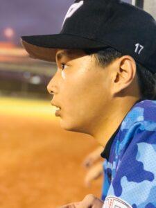 第五屆棒球社黑豹旗比賽照片封面