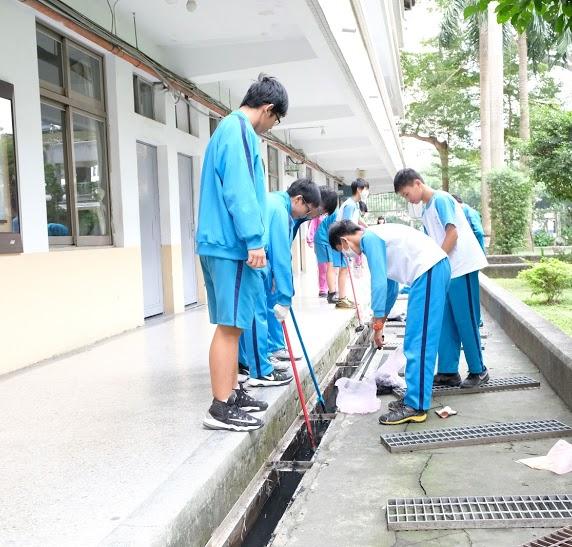 校園環境整潔二