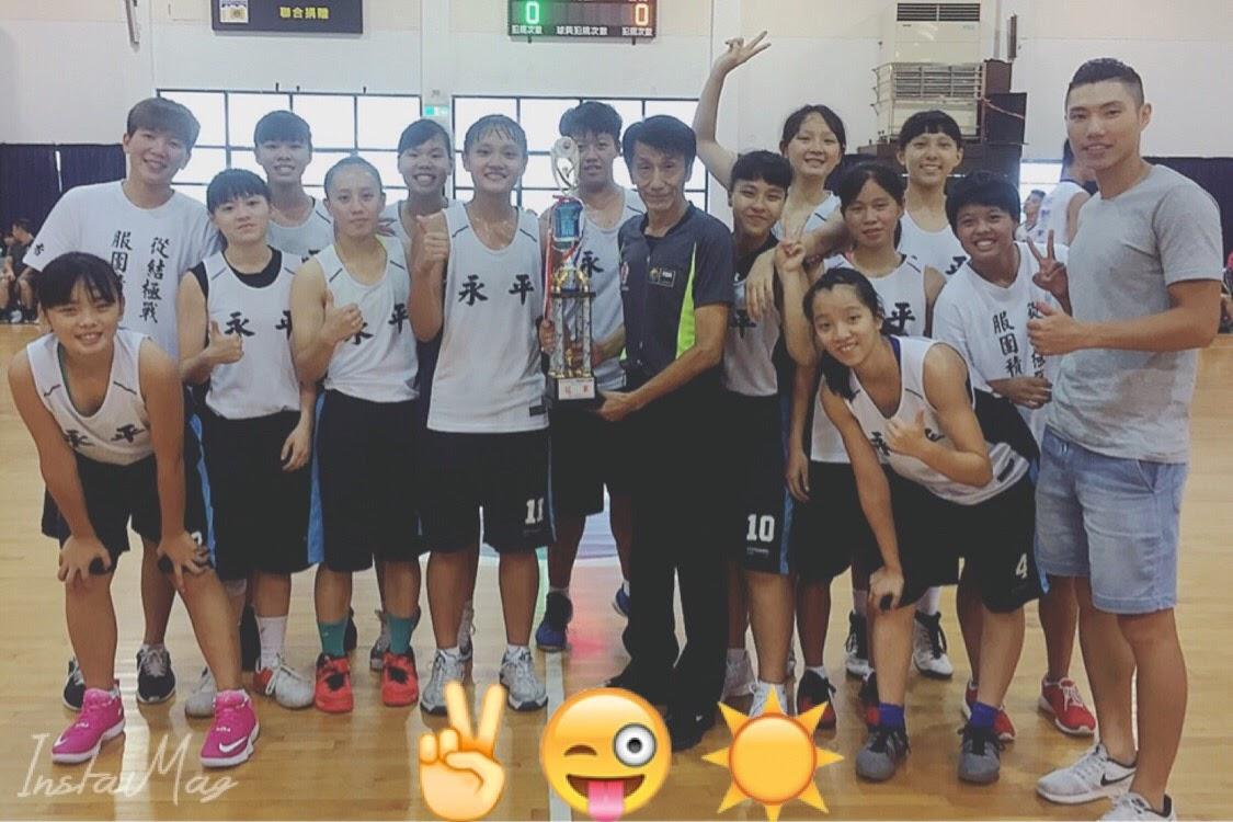 女子籃球校隊照片03