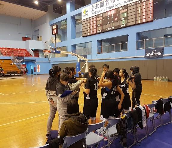 女子籃球校隊照片05