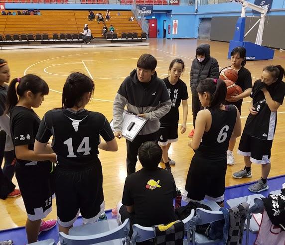 女子籃球校隊照片06
