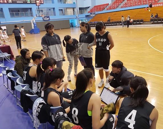 女子籃球校隊照片13